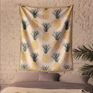 Pineapple 🍍 handcrafted tapestry